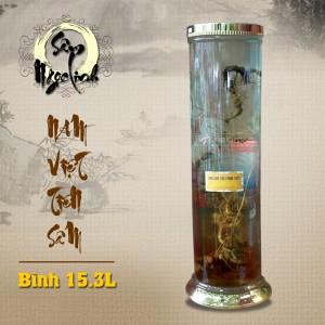 Bình sâm ngọc linh KG18 153 lít